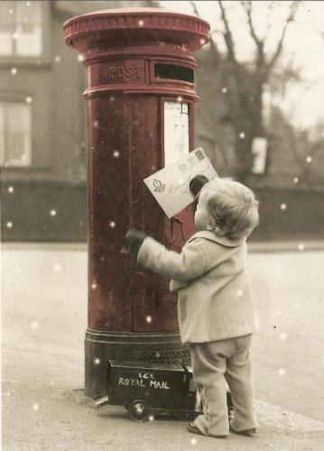 La verdad sobre las cartas de Navidad