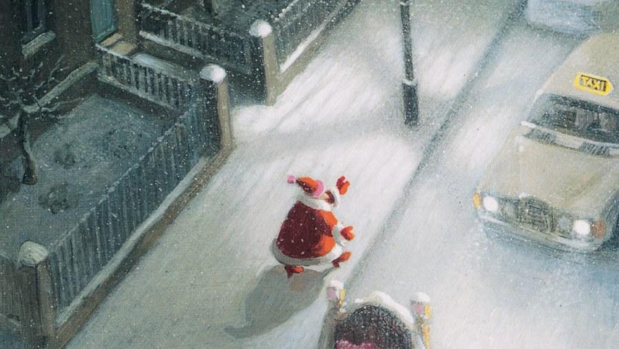 El inesperado regalo de Papá Noel