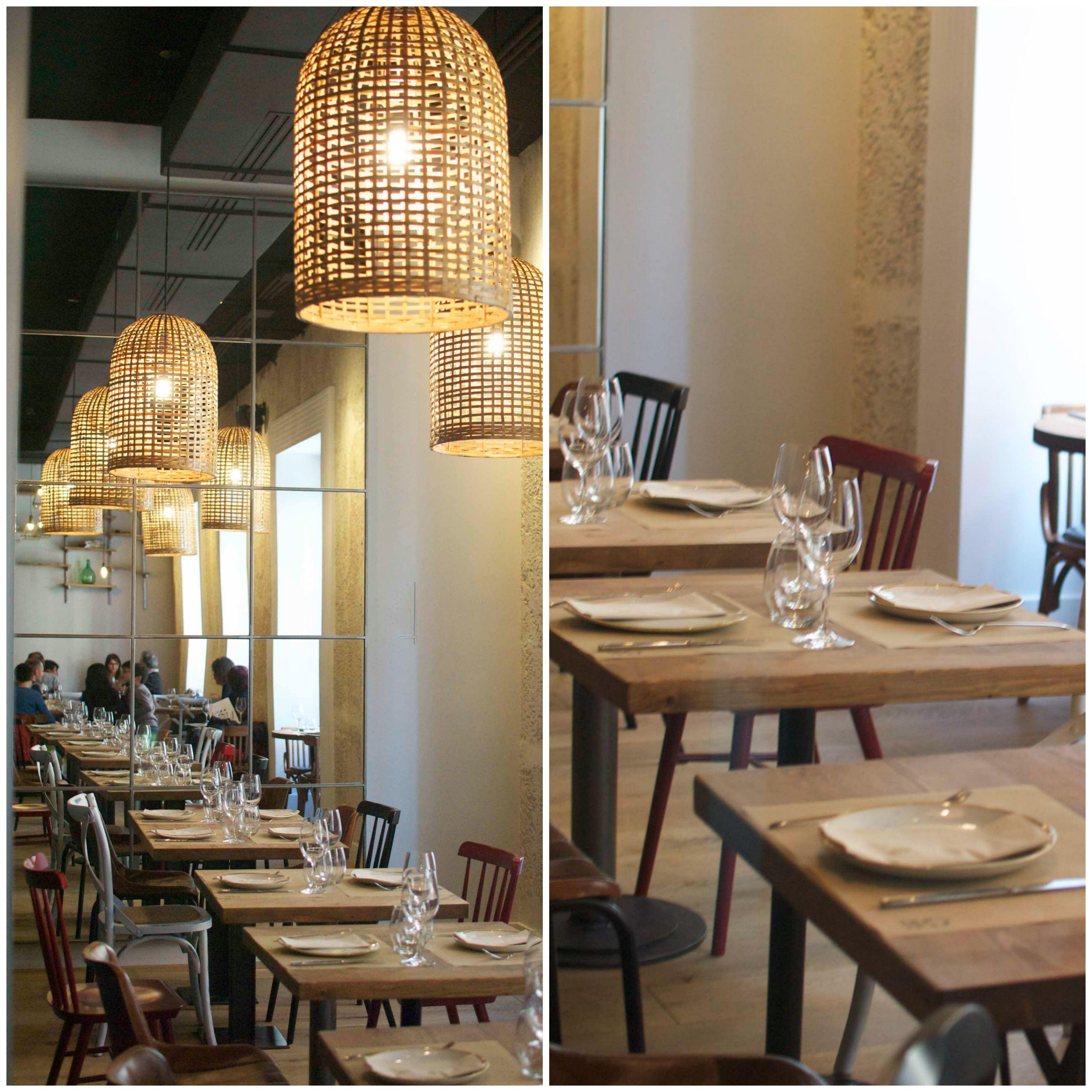 Serafina un restaurante en el centro para ir en familia madrid martina myself - Cocina para bar ...